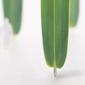 Bambusz levél Könyvjelző-toll