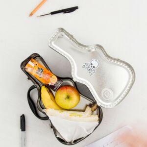 Guitar Case Lunch Box/ Gitártok uzsonnás táska
