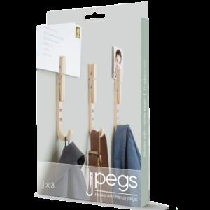JPEGS/ Három az egyben fogas