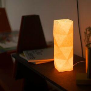 Torony lámpa - narancs