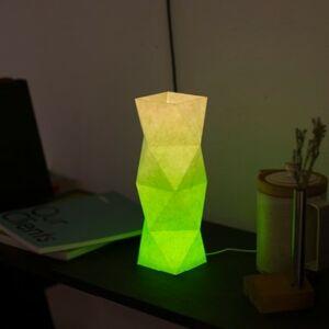 Torony lámpa - zöld
