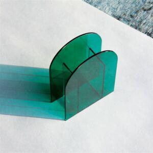 Vase Arch Dark Green