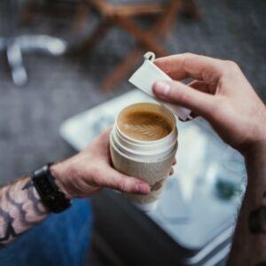 goat mug kender kávé