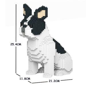 JEKCA - Francia Bulldog - ülő