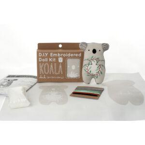 DIY Koala Hímzőkészlet