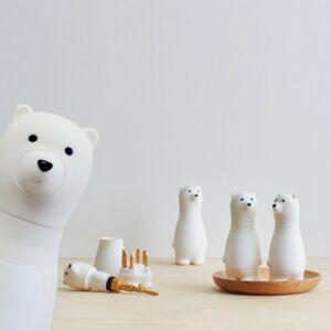 Bear Papa White (Collector's Edition)