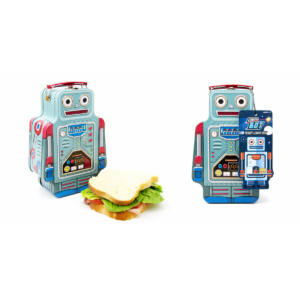 Lunch Bot - robot lunch box