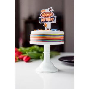 villogó szülinapi tortadísz 3