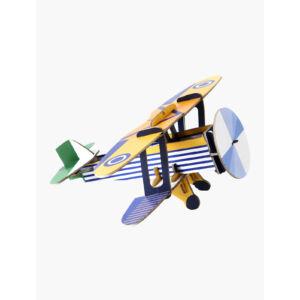 Kétfedelű Repülő 3D puzzle 1
