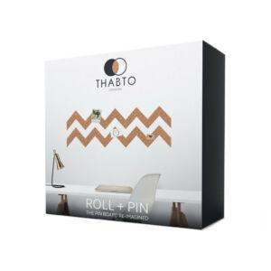 ROLL+PIN / Az újragondolt parafatábla