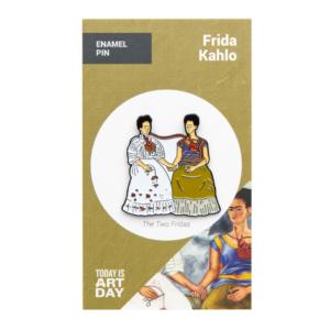 Kitűző - A két Frida
