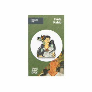 Kitűző-Frida 1