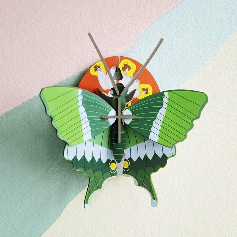 Zöld Pillangó Falidísz