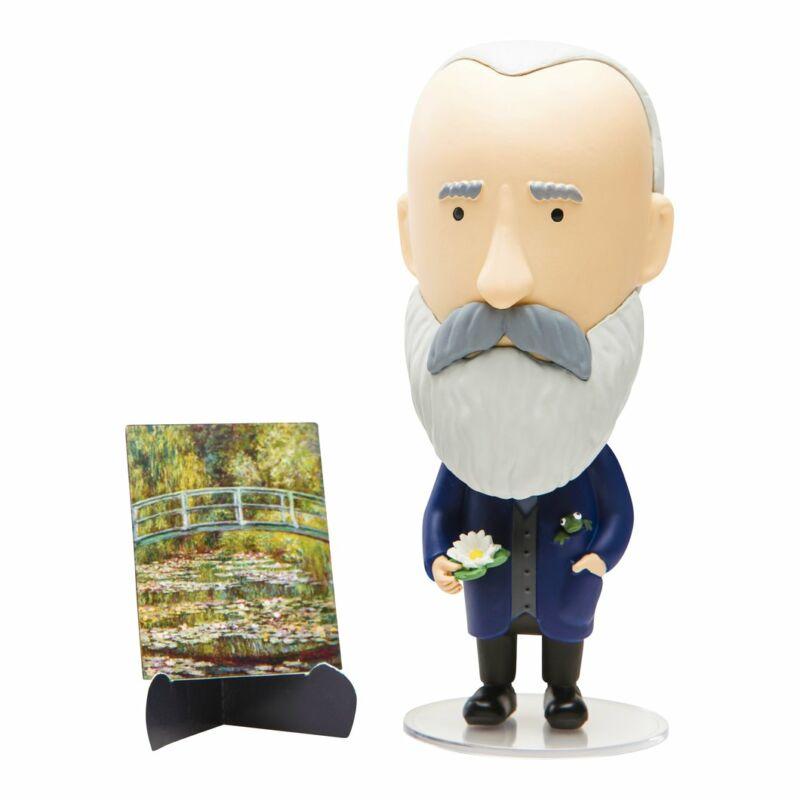 Claude Monet Akciófigura