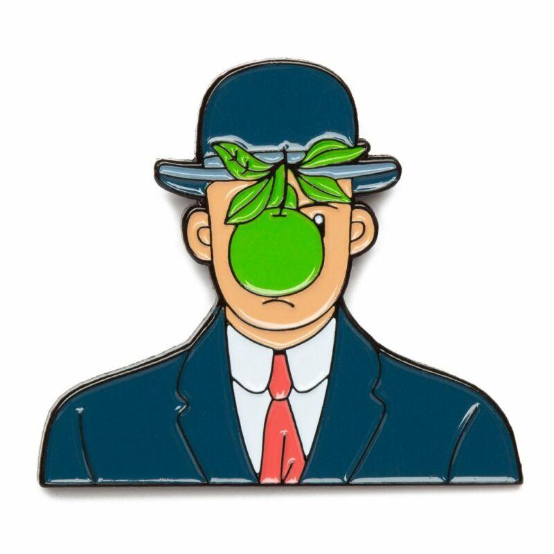 Kitűző - René Magritte