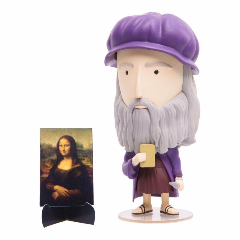 Leonardo da Vinci Akciófigura