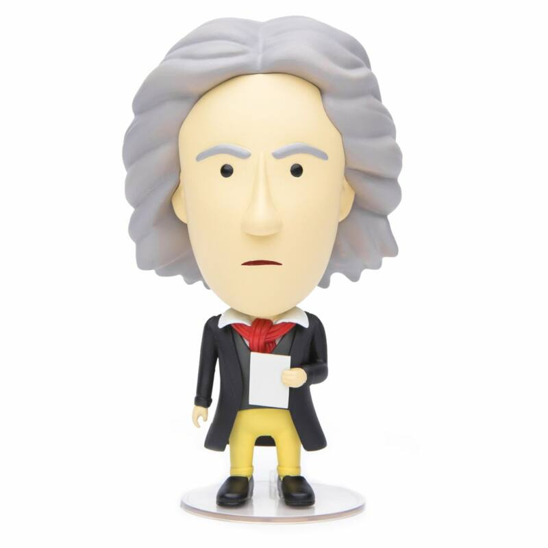 Ludwig van Beethoven Akciófigura