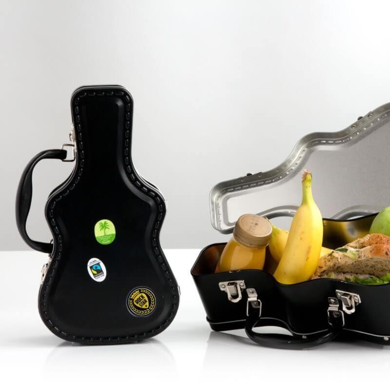 gitártok uzsonnástáska