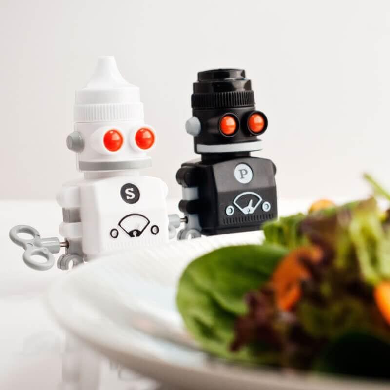 Só és Bors Robotok