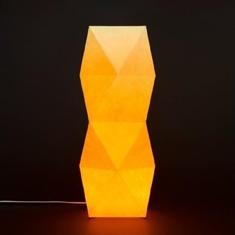 Torony lámpa narancs