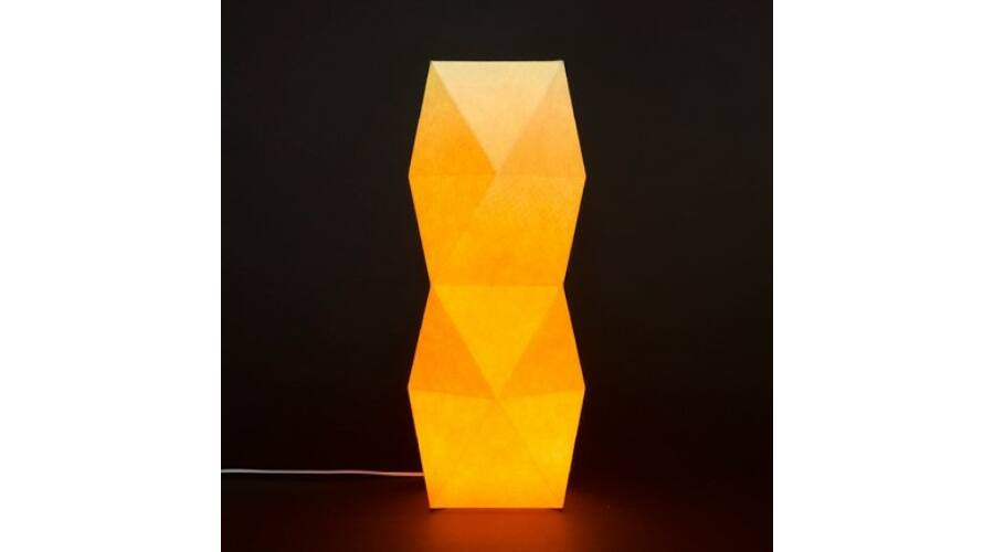 Tower Lamp U2013 Orange